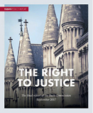 The right to justice book
