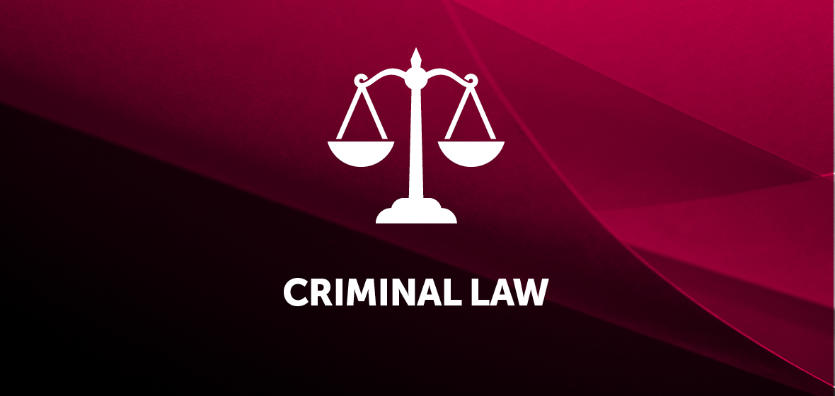 Criminal law: July 2021 - Law Society Journal